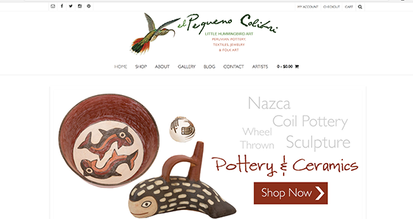fair trade peruvian products