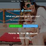the daily nanny app